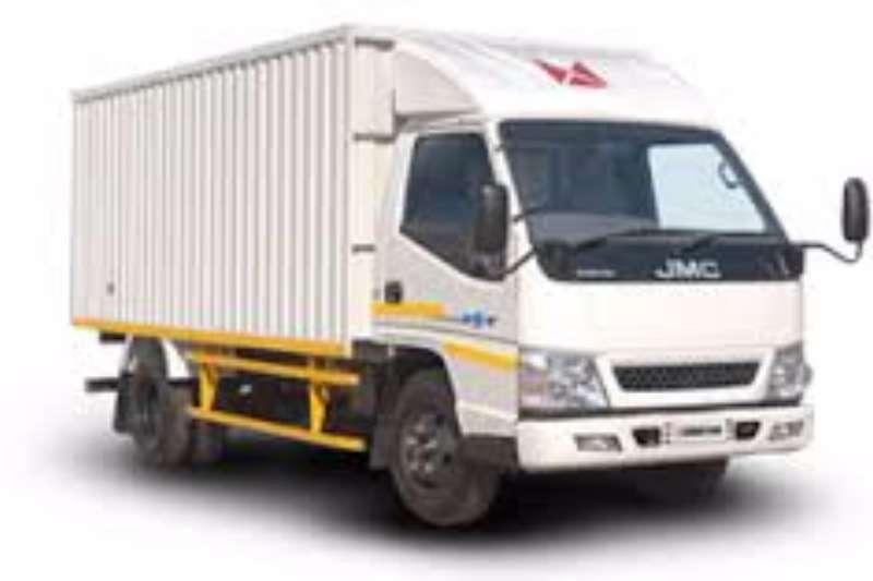 JMC Van body Carrying LWB Series Truck