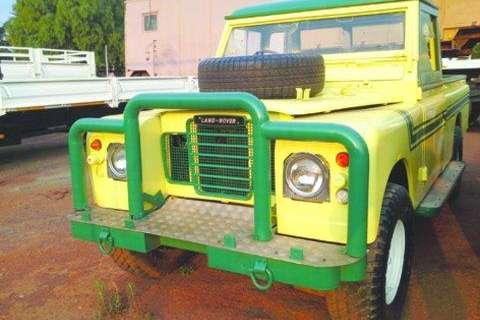 Land Rover Series 2 2.4CyL Diesel Motor- Truck