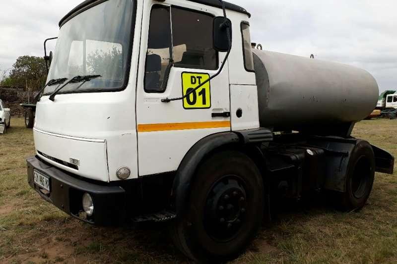 Leyland-DAF Diesel tanker (4000L) - No Papers - Mine use Truck