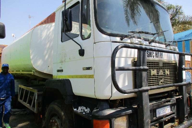 MAN 26 292 Water tanker 18000 Ltr Truck