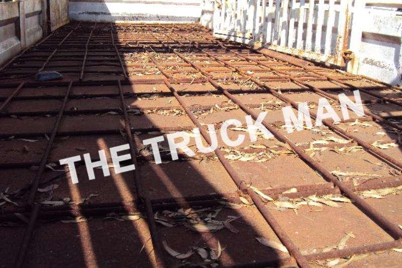 MAN Cattle body TGM 18.280 Truck