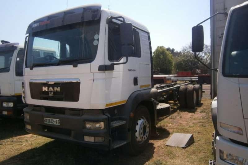 MAN Chassis cab TGM 25-280 Truck