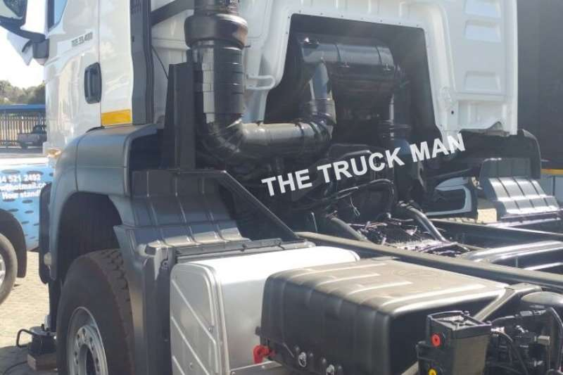 MAN Chassis cab TGS 33.480 Truck