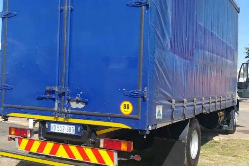 MAN Curtain side CLA 15.220 Truck