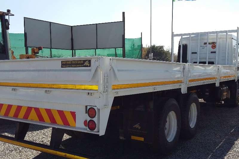 MAN Dropside 25.280 TGM Truck