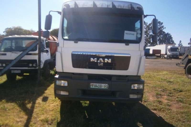 MAN Dropside TGA 25 280 Truck