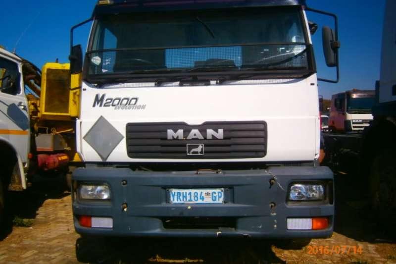 MAN Flat deck 18-280 Truck