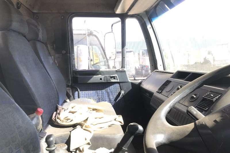MAN Flat deck CLA15 220 FLAT DECK Truck