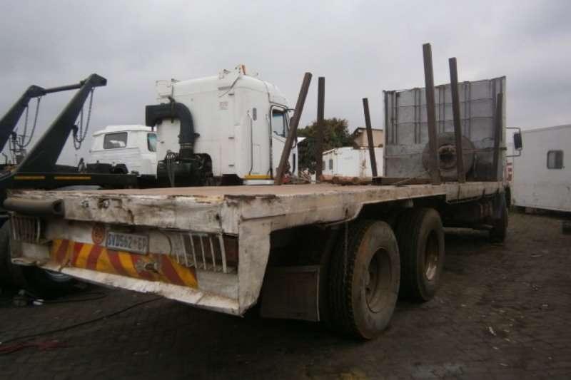 MAN Flat deck LE 18 220 Truck