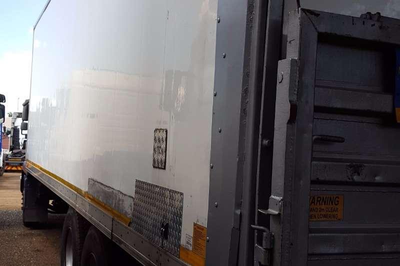 MAN Fridge truck MAN TGM 25.280 Truck