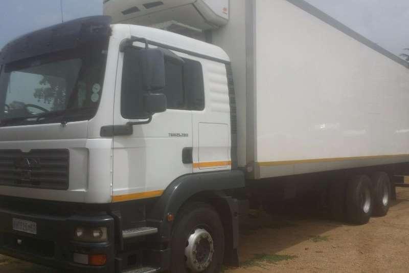 MAN Fridge truck TGM 25 280 Truck