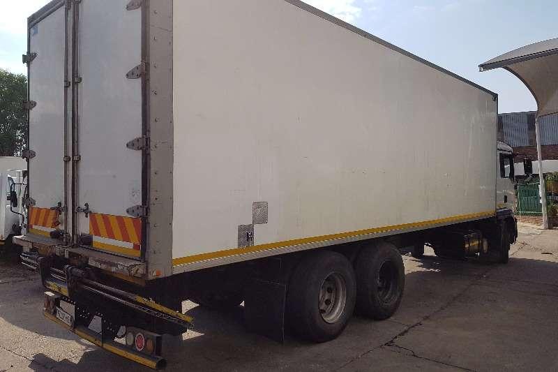 MAN Fridge truck TGM 25-280 Truck