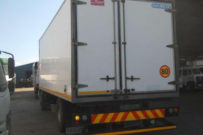 MAN Insulated fridge unit 15-240 with Kingtec Fridge Unit Truck