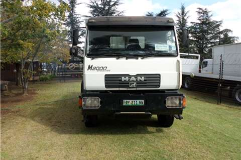 MAN LE 18-220, Truck