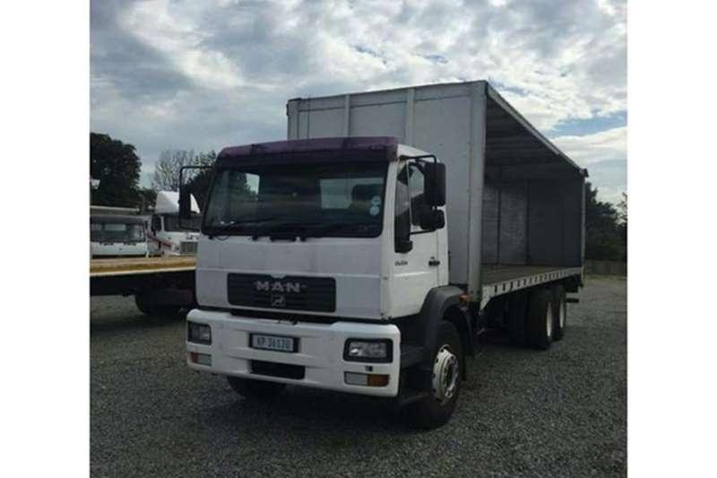 MAN MAN 25-220 Truck