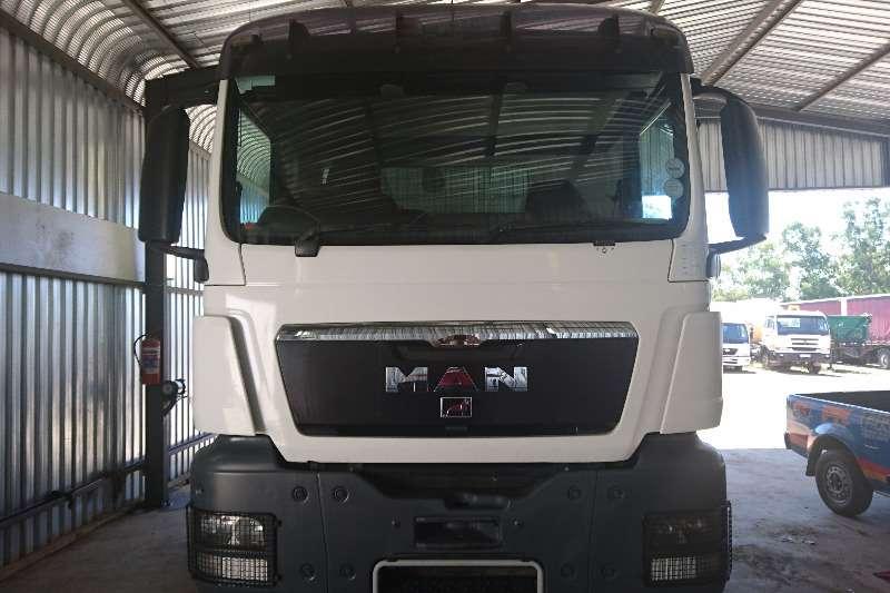 MAN Man 33-360 TGA 12m3 Truck
