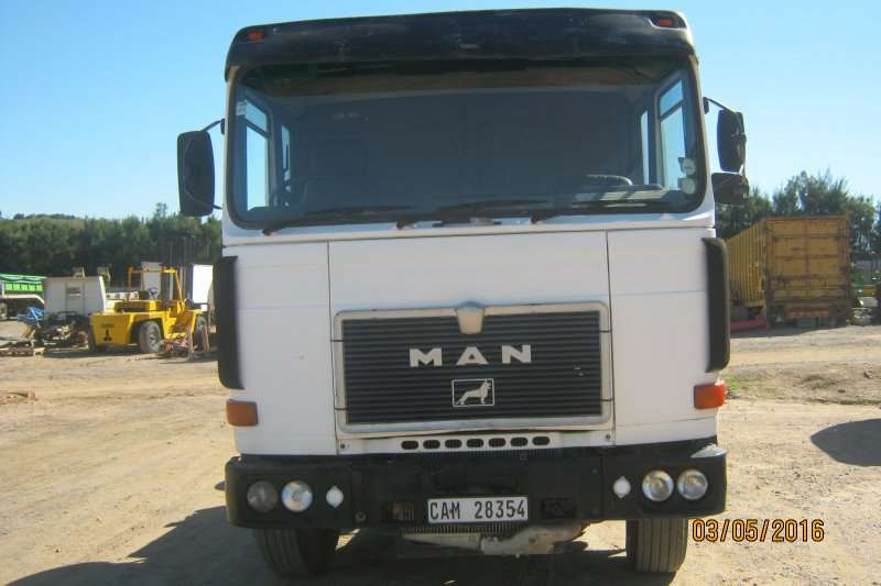 Truck MAN Other 30-380 1988