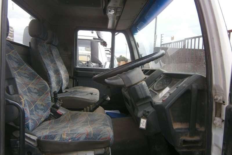 MAN Skip bin loader 18 280 Truck