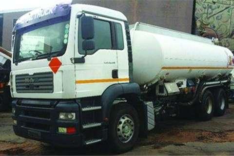 MAN TGA 26.410- Truck