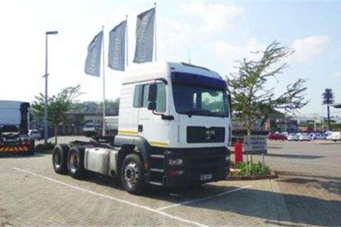 MAN TGA 26.480 6x4 Truck Tractor- Truck