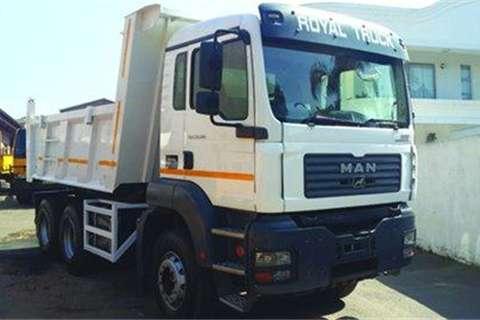 MAN TGA 33.360- Truck