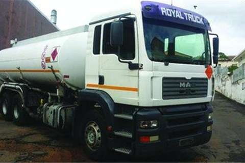 MAN TGA26.410- Truck