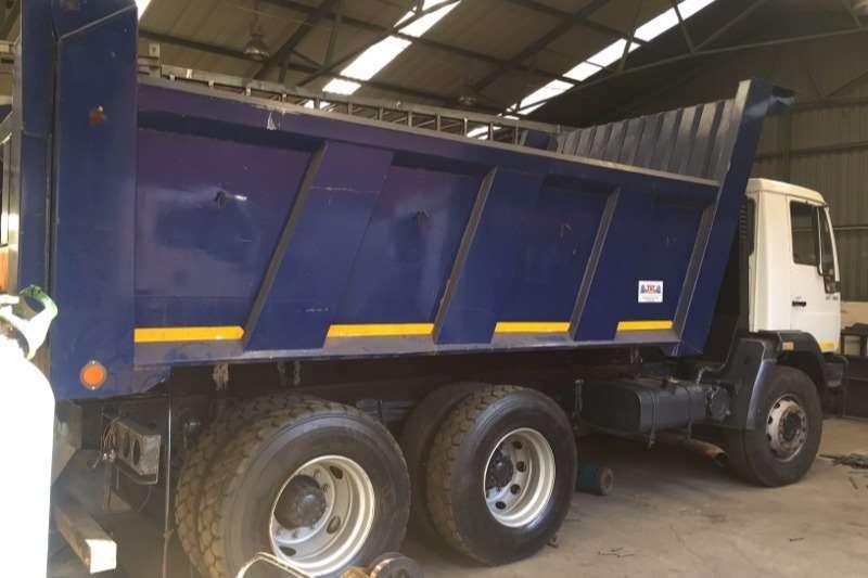 MAN Tipper 26 280 10m3 Tipper Truck
