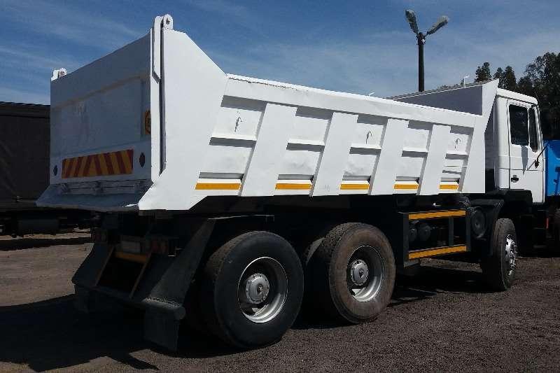 MAN Tipper 26 352 10 cub tipper Truck
