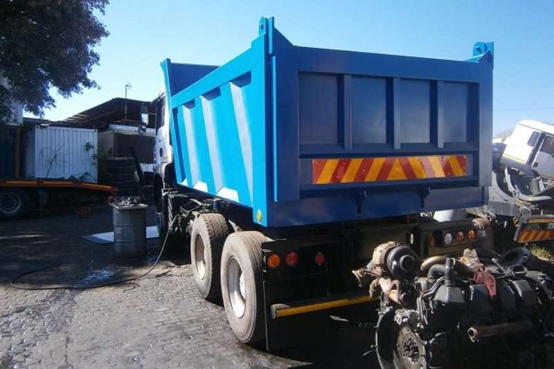 MAN Tipper 33-410 Truck