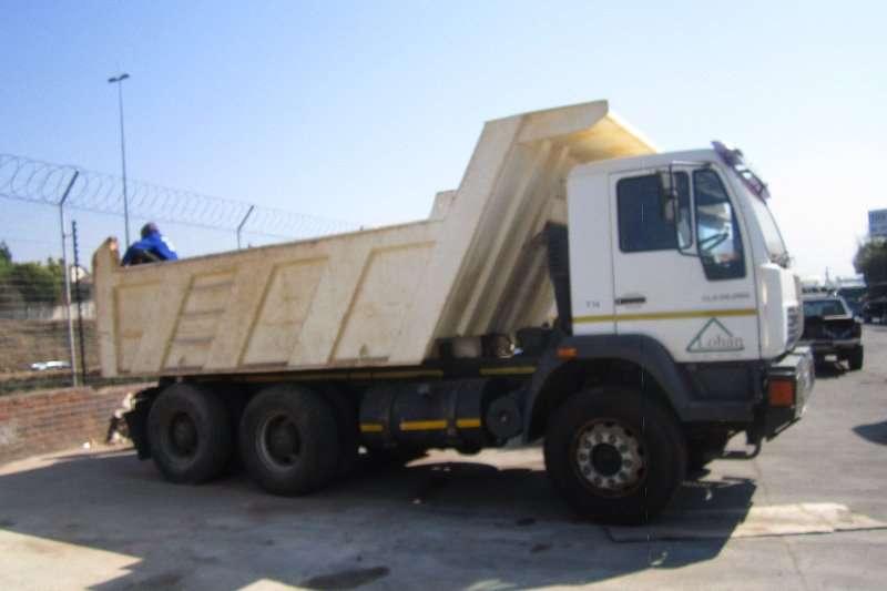 MAN Tipper CLA 26:280 10 cubic meter Truck