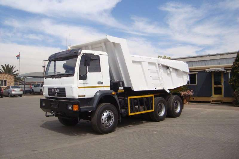 MAN Tipper CLA 26.280 TIPPER 10 CUB Truck