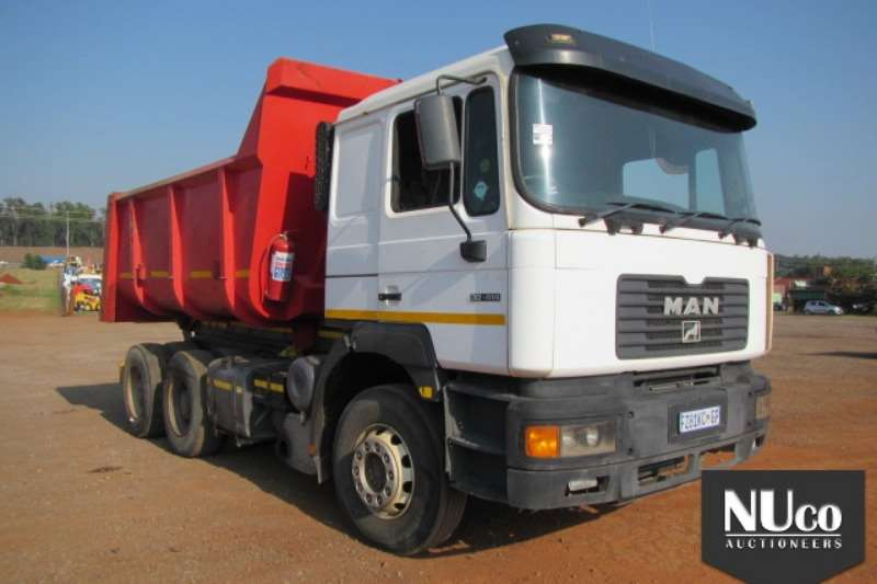 Truck MAN Tipper MAN 30.414 10M3 TIPPER 0