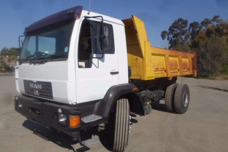 MAN Tipper MAN M2000 18.224K Tipper Truck