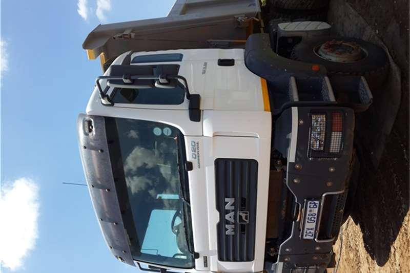 MAN Tipper TGA 33-330 Truck