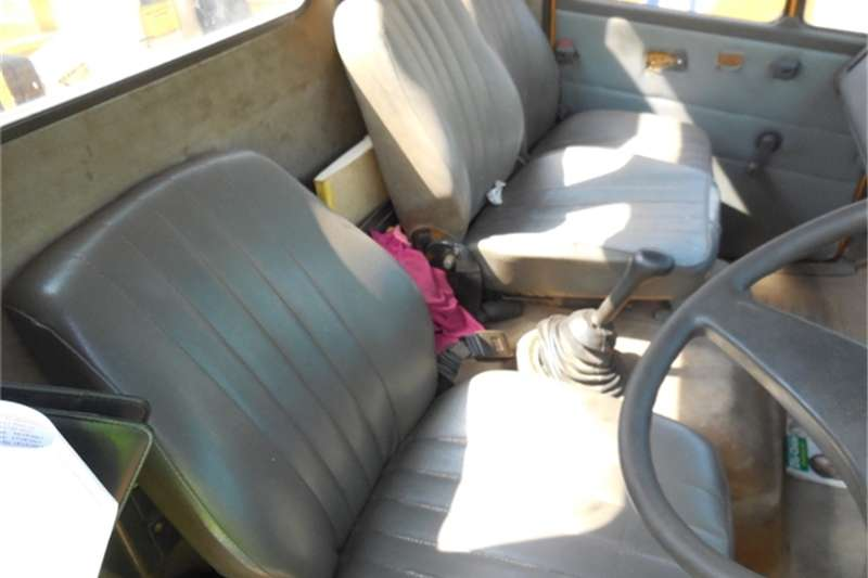 Mercedes Benz 1214 7 TON DROPSIDE TRUCK WITH CRANE Truck
