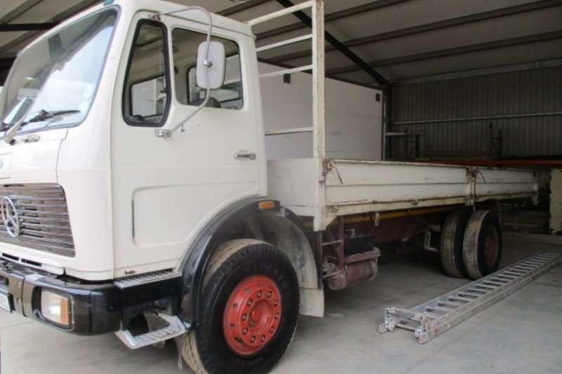 Mercedes Benz 1419 DROPSIDE Truck