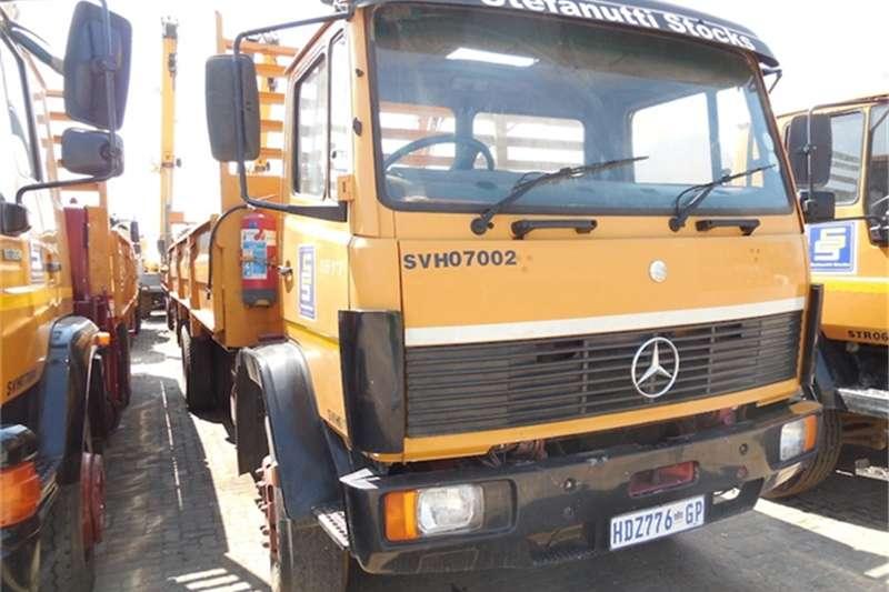 Mercedes Benz 1617 7 TON DROPSIDE TRUCK Truck