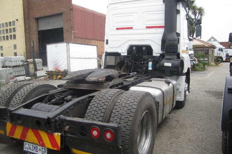 Mercedes Benz 18-40 S/Ale Mercedes Benz Axor Truck
