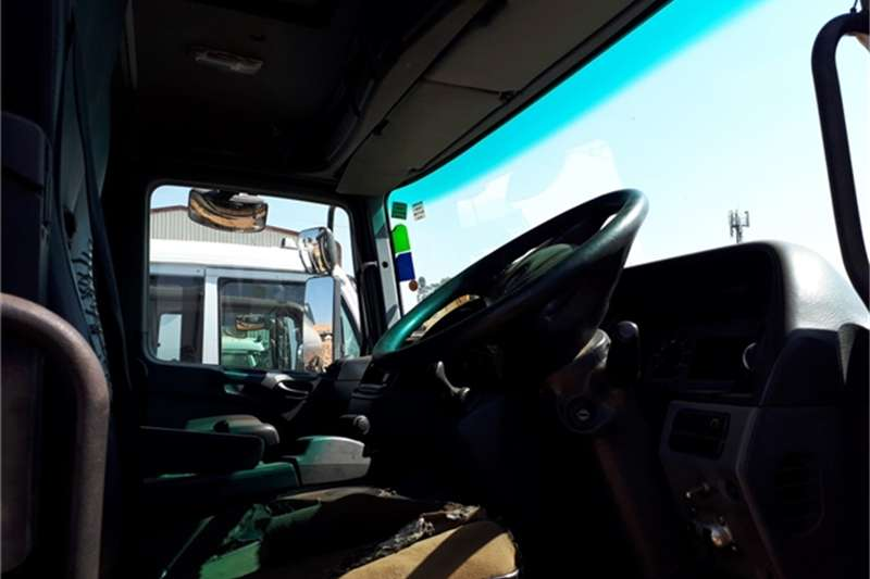 Mercedes Benz Truck