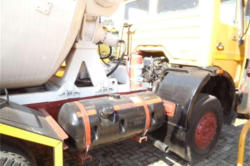 Mercedes Benz 2225B 6m3 MIXER TRUCK Truck