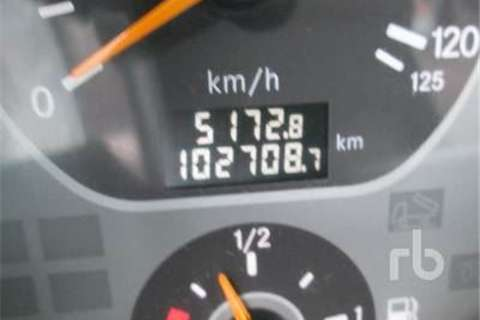Mercedes Benz 2636  Truck