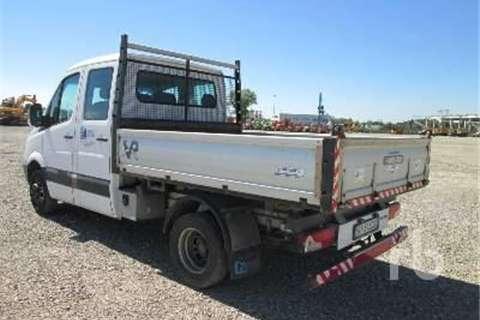 Mercedes Benz 411  Truck