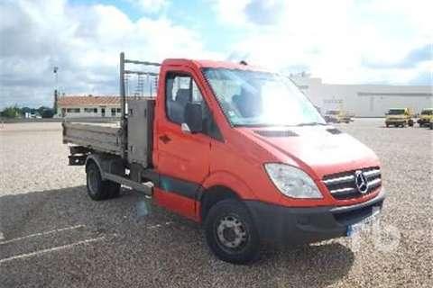 Mercedes Benz 511CDI  Truck