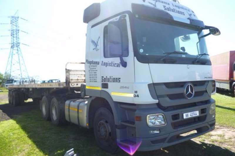 Mercedes Benz ACTROS 2644 T/T Truck