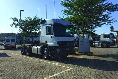 Mercedes Benz Actros 2644LS/33- Truck