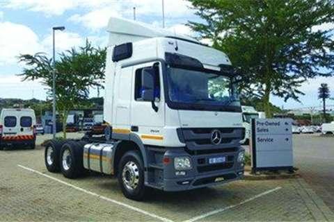 Mercedes Benz Actros 2654LS/33- Truck