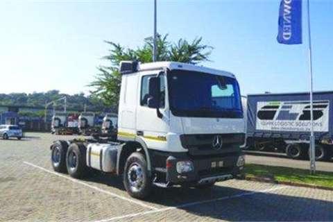 Mercedes Benz Actros 3344/33 6x4- Truck