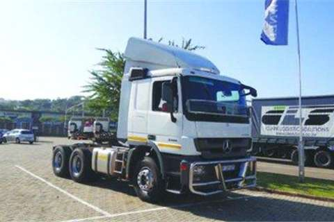 Mercedes Benz Actros 3344S/33 6x4 Truck Tractor- Truck