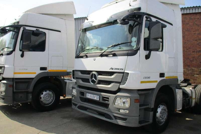 Mercedes Benz Actross 26-50 Truck