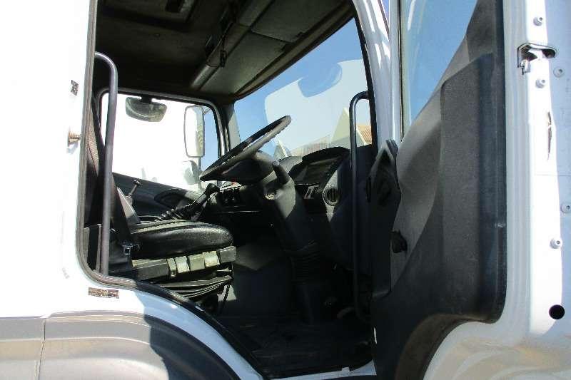 Mercedes Benz Atego 26 28 Mixer 6m Truck
